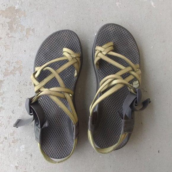 S Size 9 Olive Green Hiking Sandal